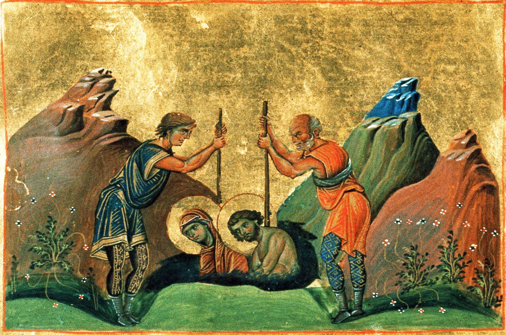 Saints Chrysanthus and Daria