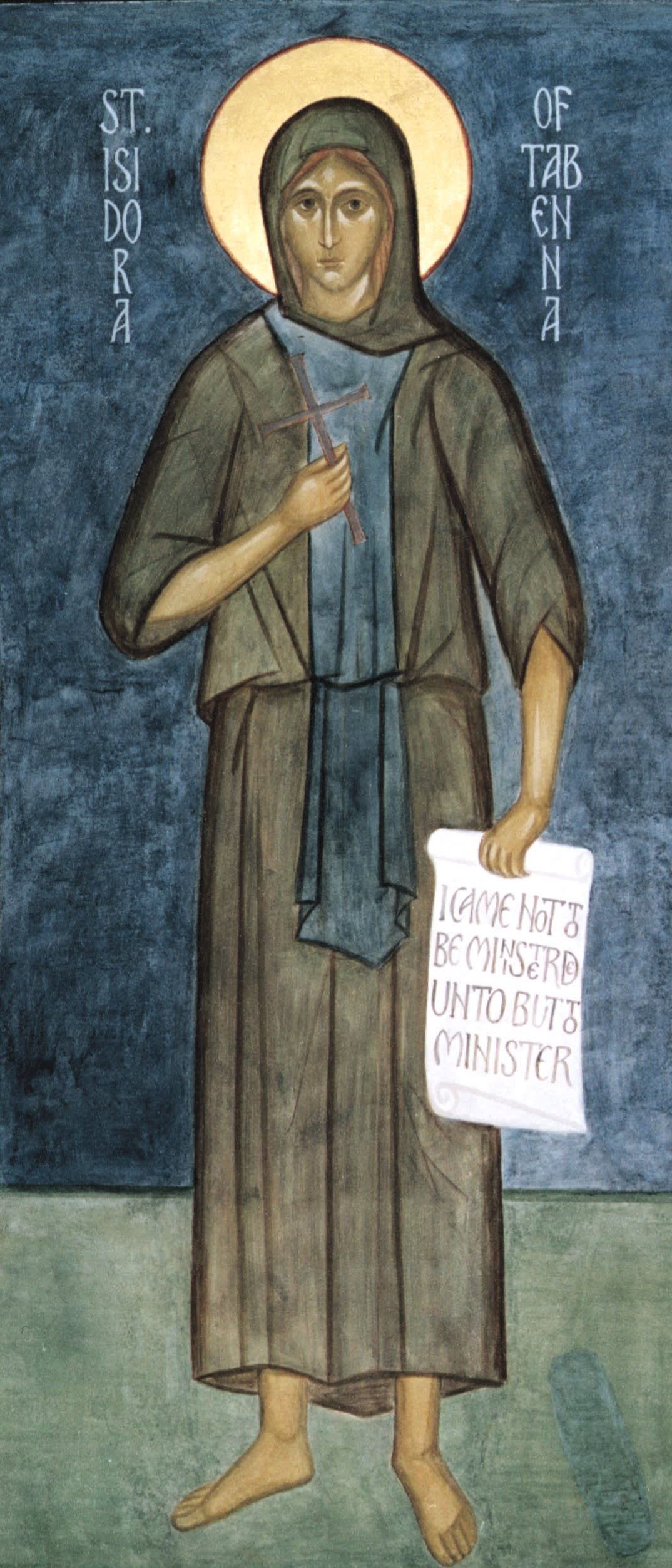 Saint Isidora
