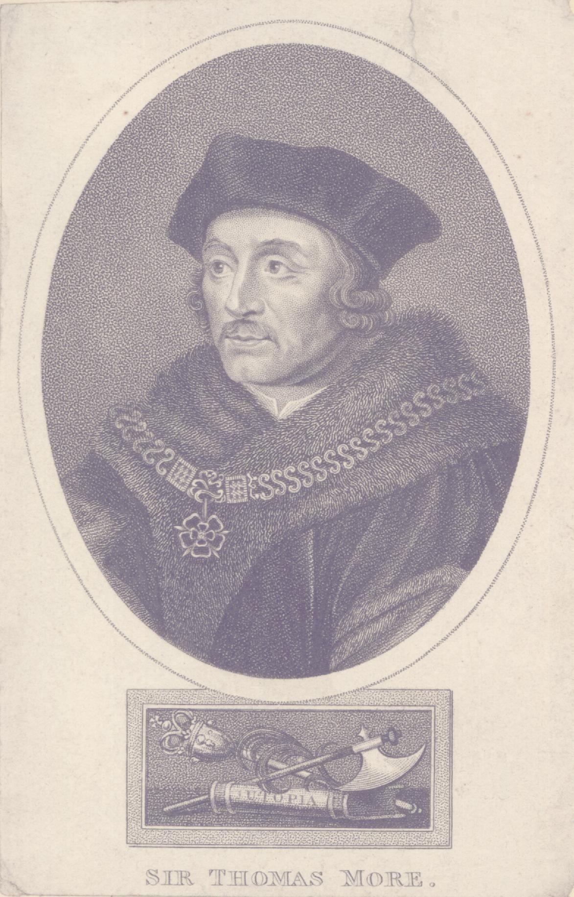 Saint Thomas More
