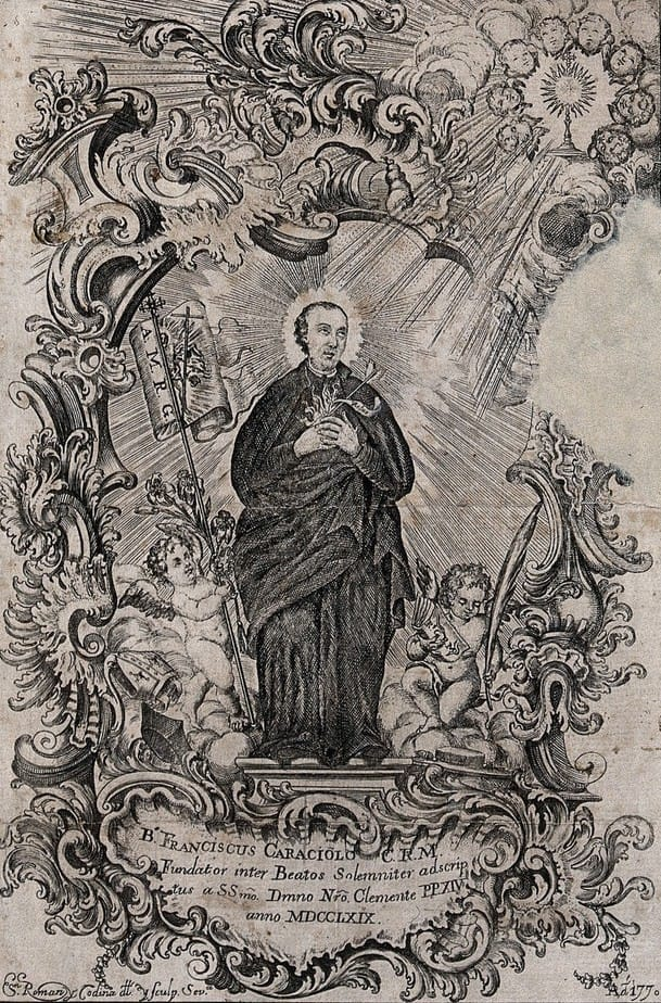 Saint Francis Caracciolo