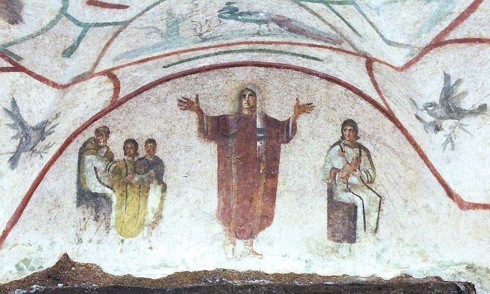 Saints Priscilla and Aquila
