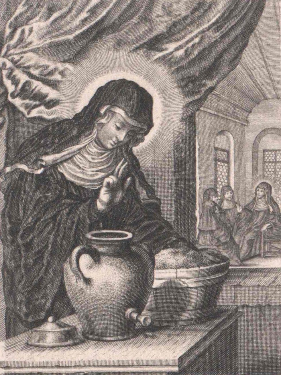 Saint Monegundis