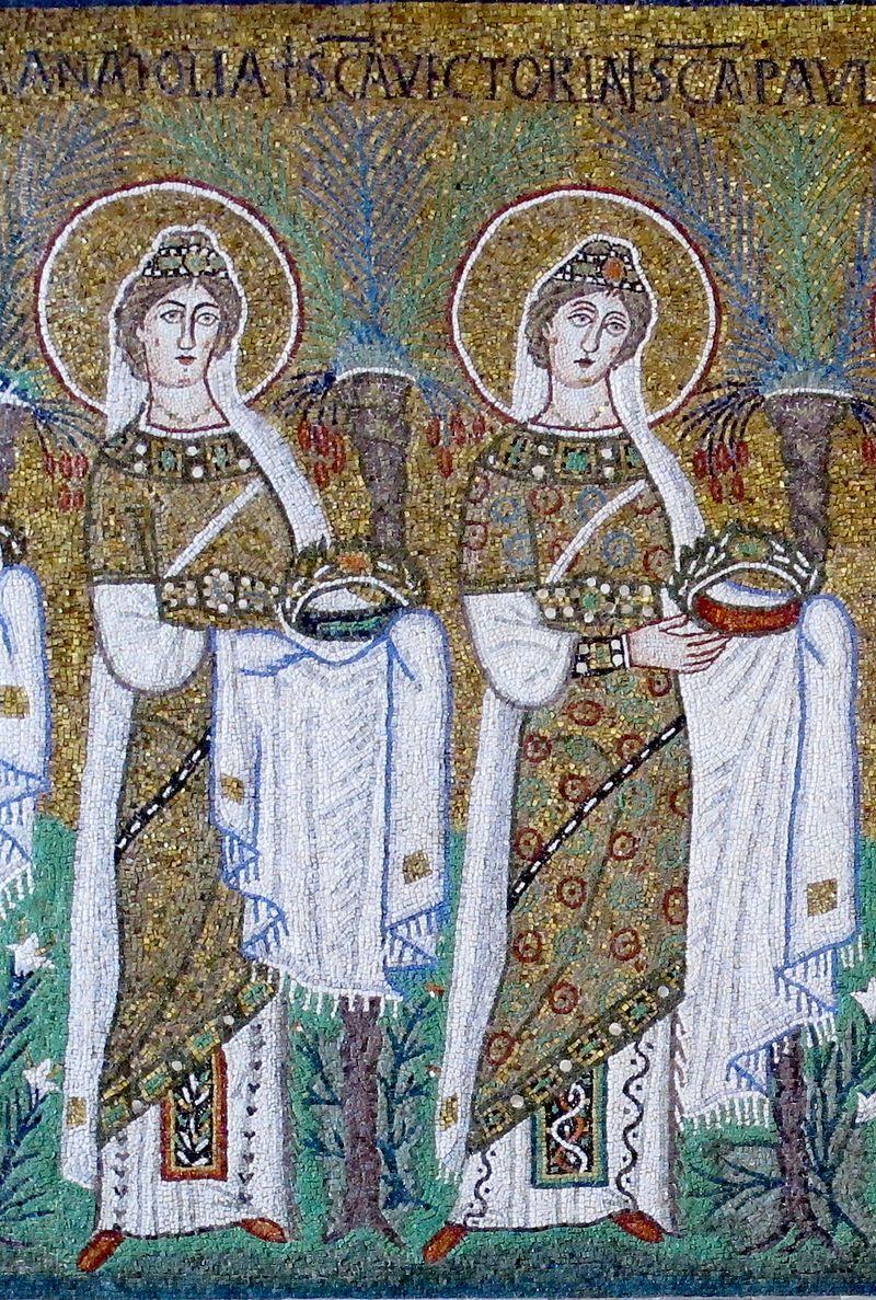 Saints Anatolia and Victoria