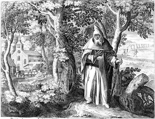 Saint Paphnutius