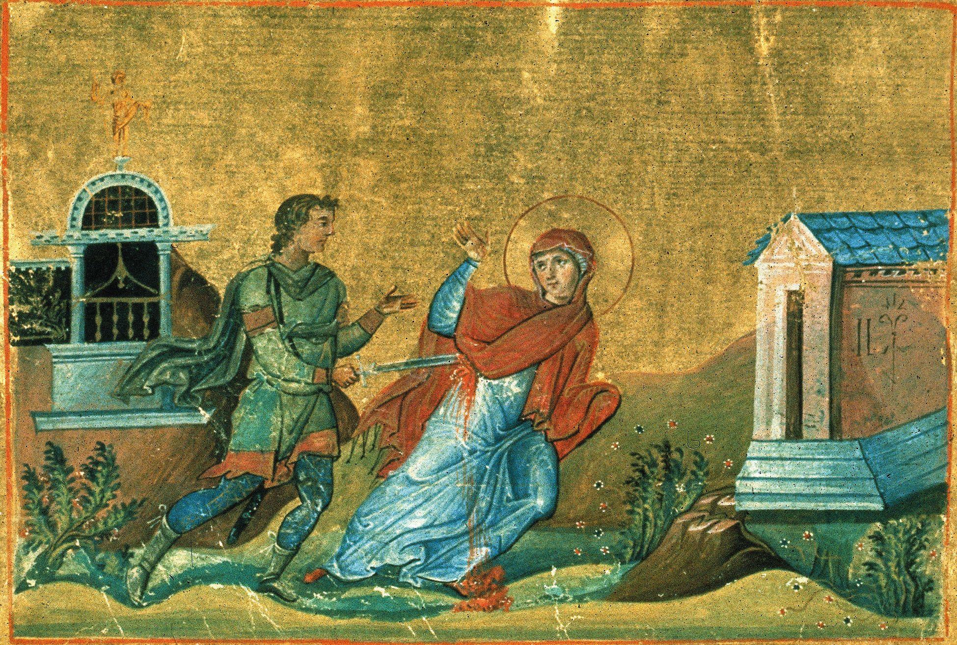 Saint Anysia