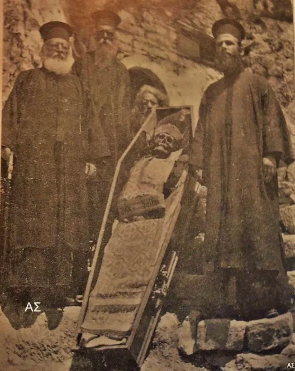 Saint Patapios of Thebes