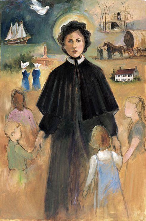Saint Elizabeth Ann Seton