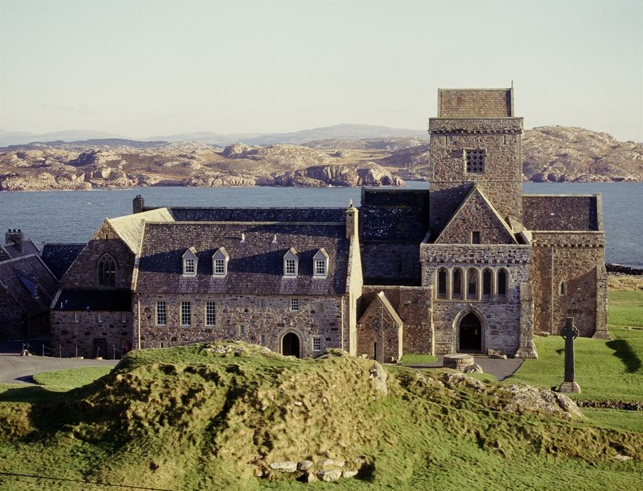The Martyrs of Iona