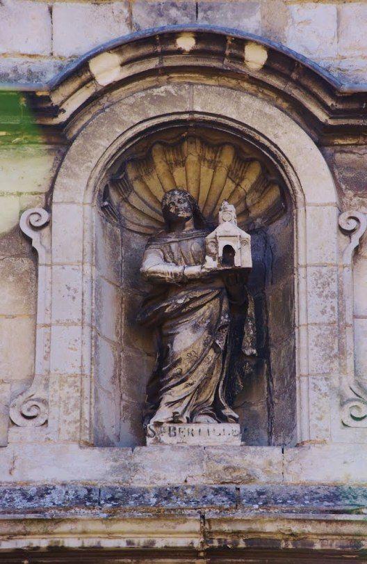 Saint Bertilia