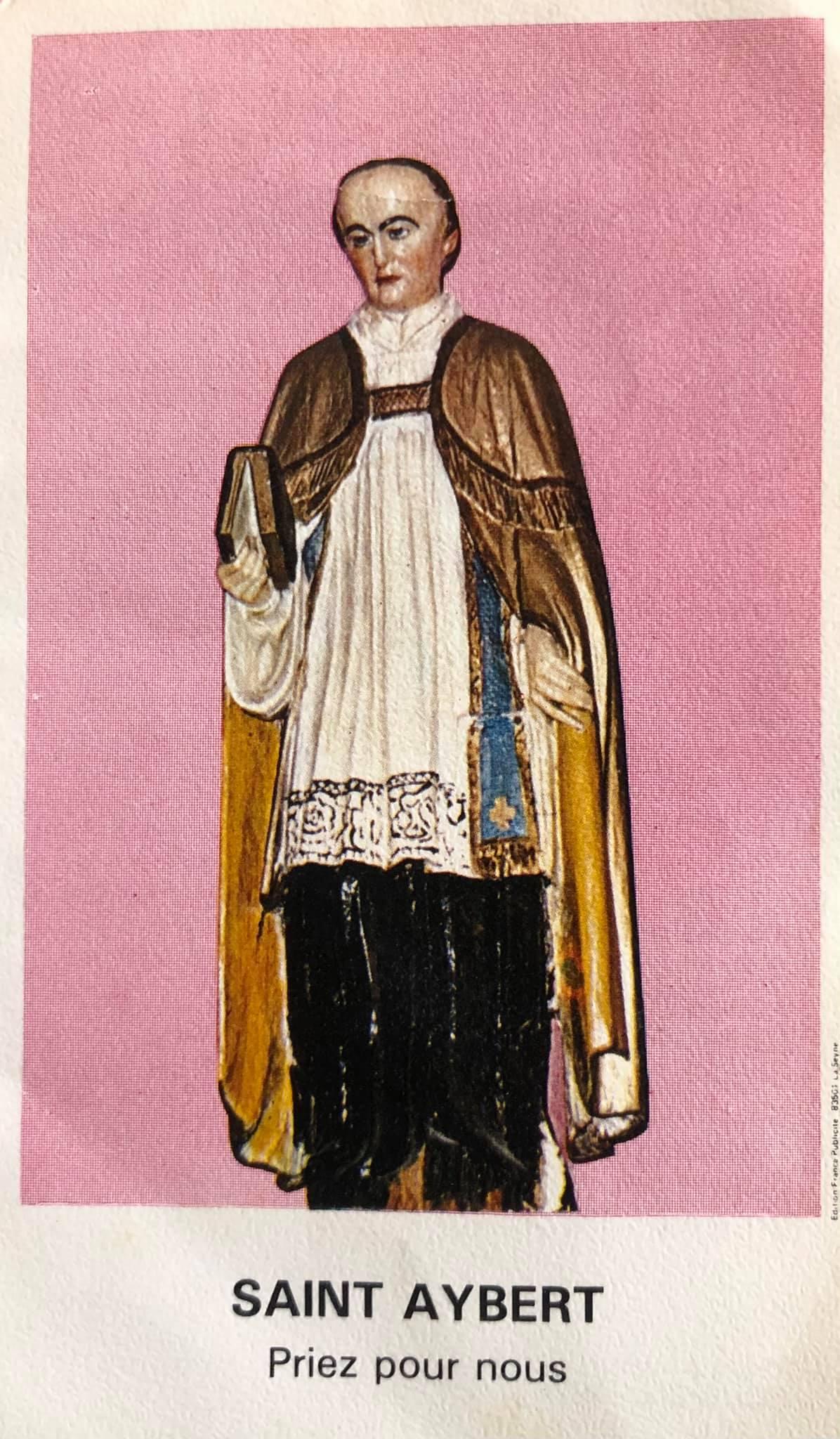 Saint Aybert